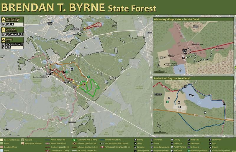 Brendan T. Byrne State Forest