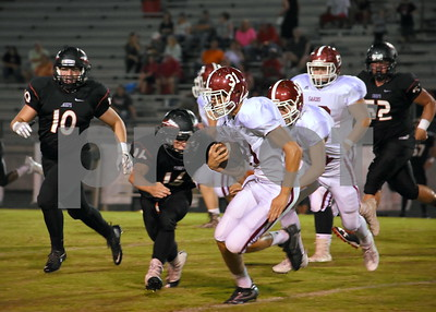 Sardis at North Jackson football 2016