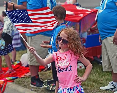 64th Annual St. Clair Shores Memorial Day Parade.