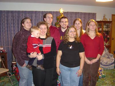 Nebraska Christmas 2003