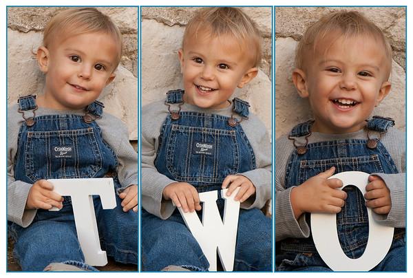 Matthew is Two