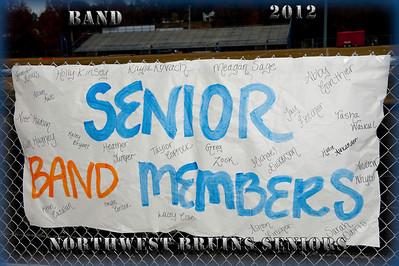 Senior Night 4 November 2011