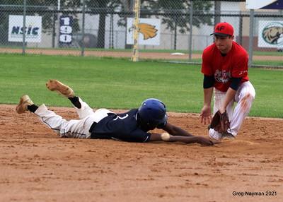 Twin City Saints Baseball v Air Freight by GMN June 2021