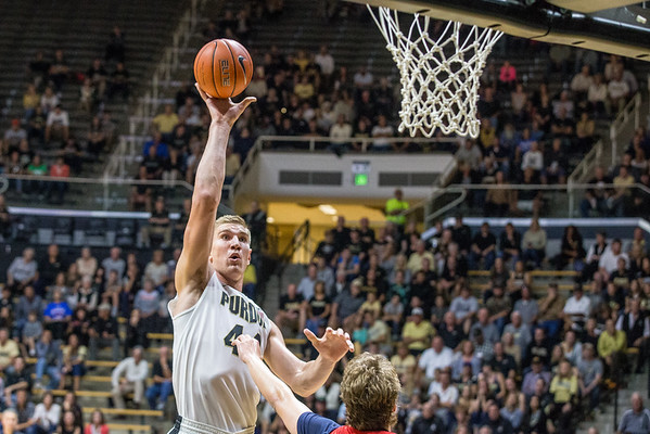 11-1-16 Purdue vs. Southern Indiana