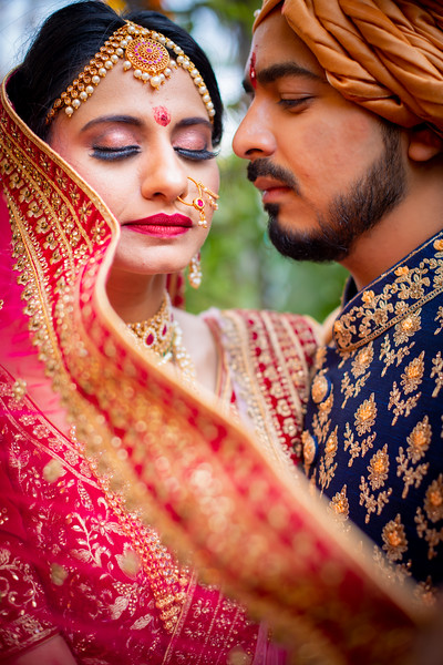 Krittika & Ishaan Wedding Story