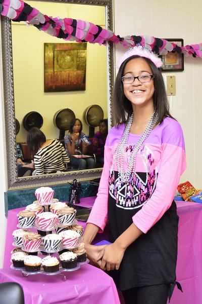 Ebony's Birthday Party