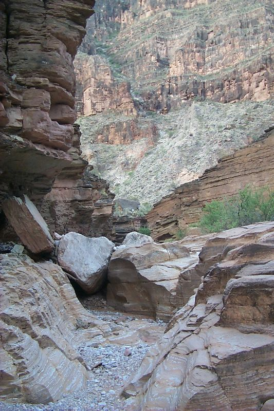 Granite Park Canyon   (Jun 11, 1999, 06:36am)