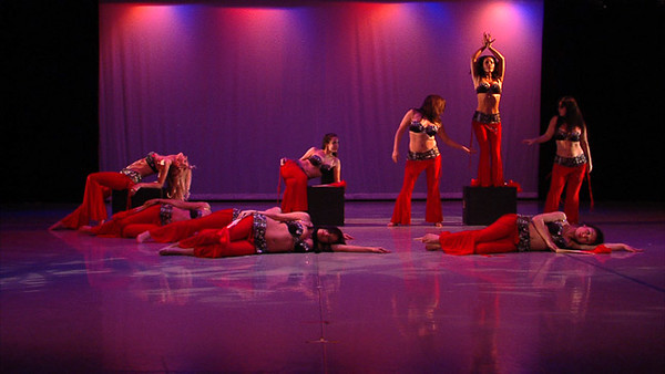 LUST: Sarah Skinner and the Sisters of Salome