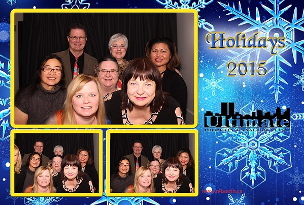 Ultimate Property Christmas Party 2015