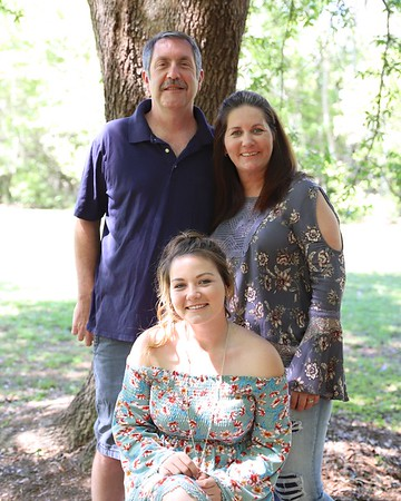 04-01-18 Easter - Zeringue Family