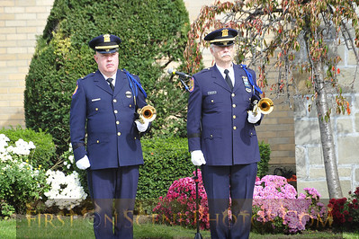 NCPD - P.O.Lopez Funeral - 10/27/2012