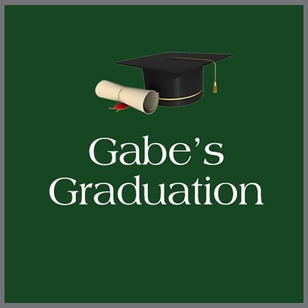 Gabe's Graduation 2021