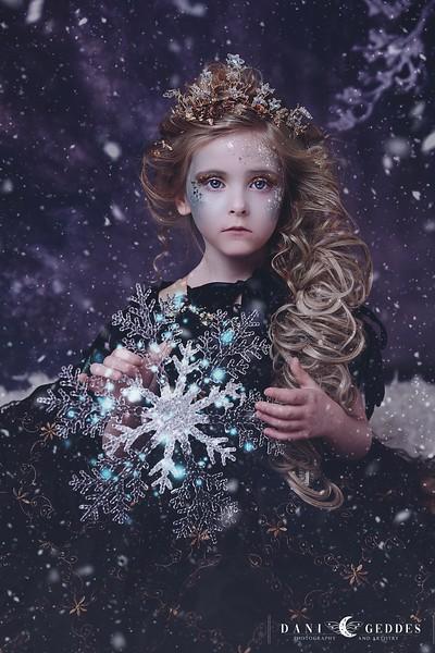 Sophia Snow Fairy