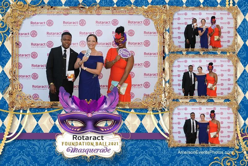 Rotaract Foundation Ball 2021