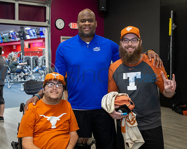 Crunch Tyler Hosts Vince Young by Don Spivey