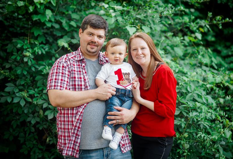 The Vickery Family