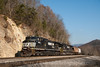 Norfolk Southern<br /> Shawsville, Virginia<br /> November 21, 2010