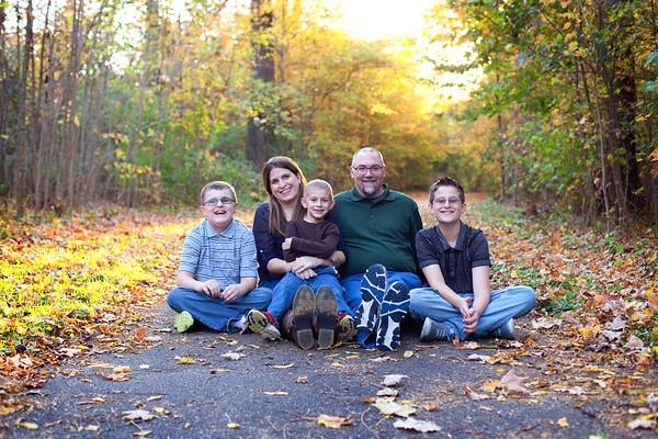 DeMayo Family 2016