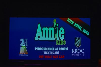 Annie Kids 7 20 18