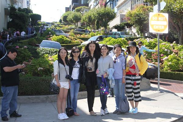 2012.9.1 IUSM SF Trip