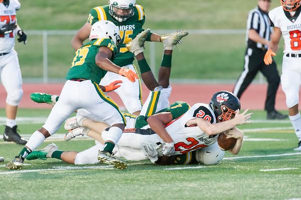Roseville High School Varsity Football vs Rio Americano 9-6-19