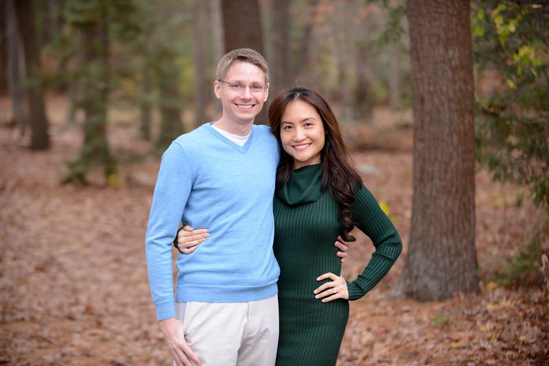 Quynh Nguyen and Eric Carlson - November 15th 2020