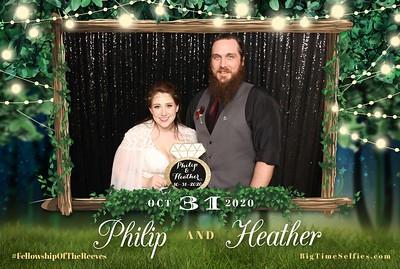 20201031 Philip & Heather