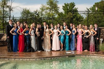 2014 Pre-Prom Juniors