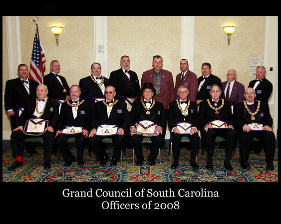 SC Grand York Rite of 2008