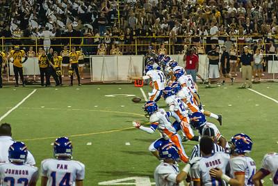 2011 Game 1 - Varsity vs Del Oro