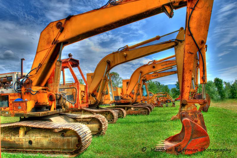 Excavators  #718