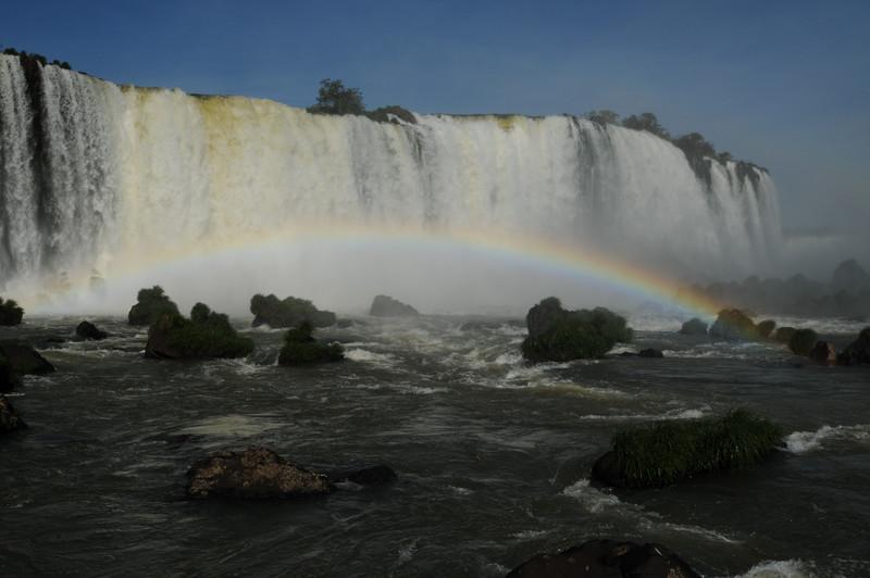 Iguazu Waterfalls, Brasil.