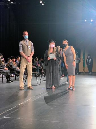 Barker Creek Graduation 2021