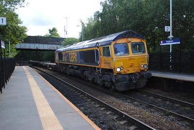 66717 Doncaster -Trafford Park