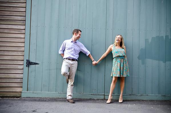 2013 Engagement Shoots