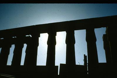 1989 EGYPT TRIP