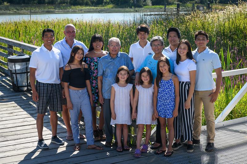 Kagetsu Family Portraits