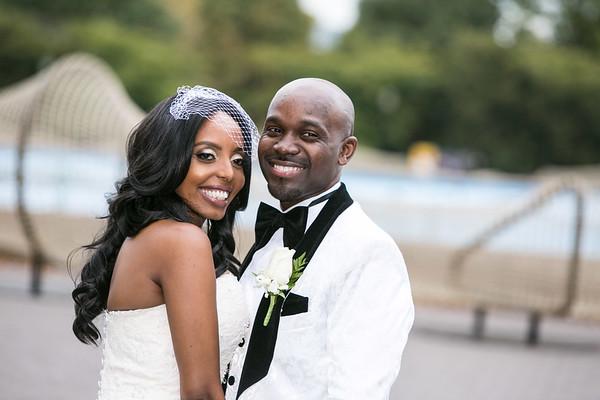Nathalie and James Wedding
