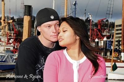 Adrienne & Ryian