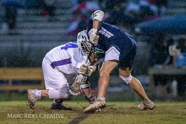 Broughton varsity lacrosse vs Leesville. March 15, 2019. D4S_8808