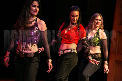 Bellydance Intersections