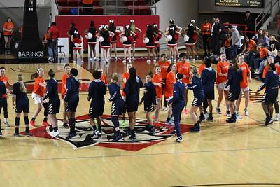 Women's Basketball vs. George Washington