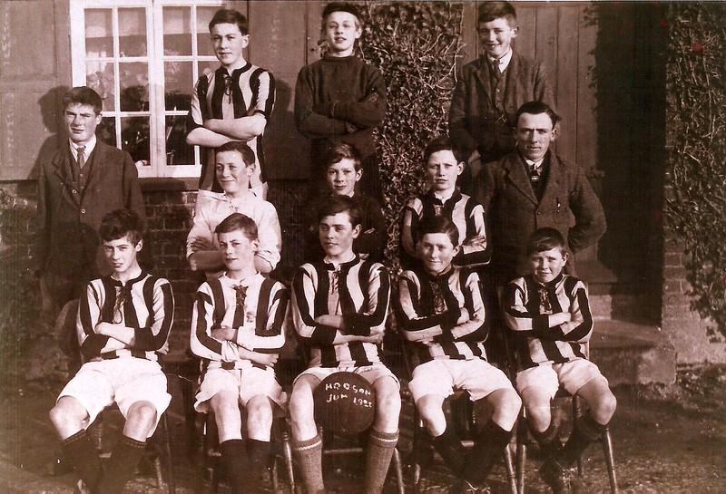 Hodson Juniors FC 1921