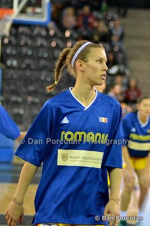 EuroBasket Women 2017 - Qualifying - Romania vs. Bosnia & Herzegovina