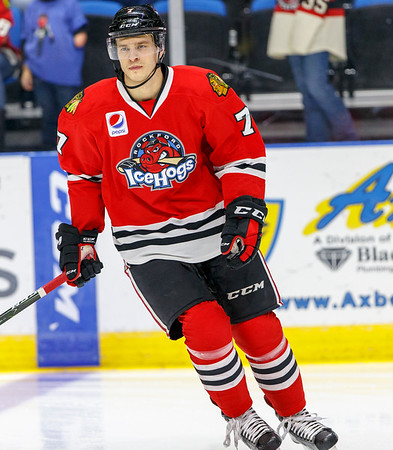 12-28-16 IceHogs vs. Wolves