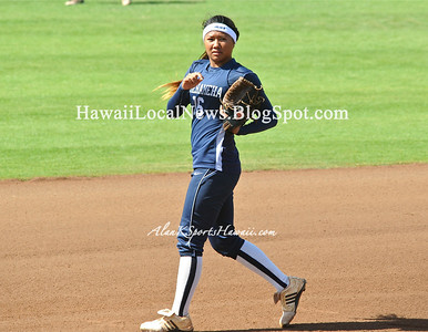"05-02-12 MOHS Varsity Girls Softball ""vs"" KS Kapalama (1-12) 2012 Datahouse Softball Championship Playoff"