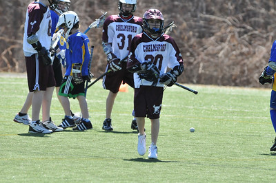 Chelmsford Lacrosse U13 Boys April 3