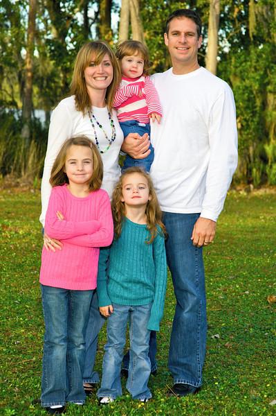 Gosselin Family 2009
