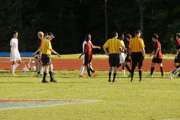 Prep Soccer vs. Virginia Episcopal School - Sept. 8, 2017