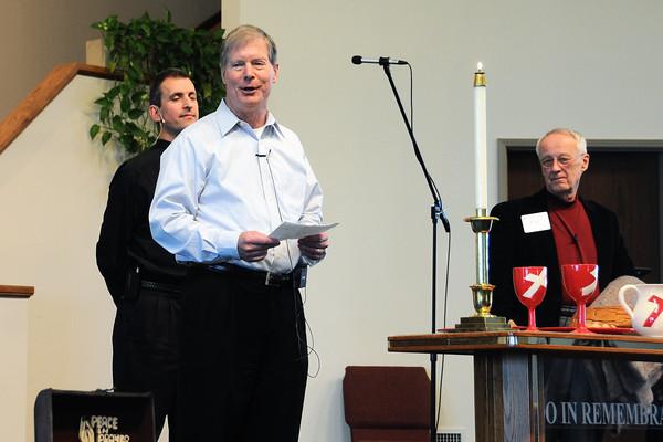 November 25th, 2012 Worship Service